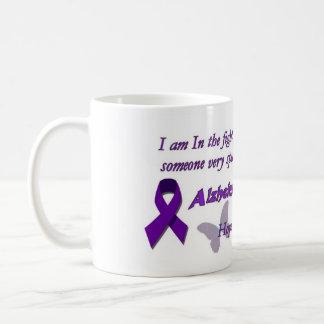 Alzheimer's awareness mug