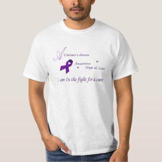 Alzheimer's awareness Tshirt