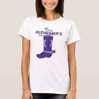 Alzheimers Boot Shirt #1