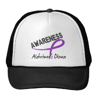 Alzheimer's Disease Awareness 3 Trucker Hats