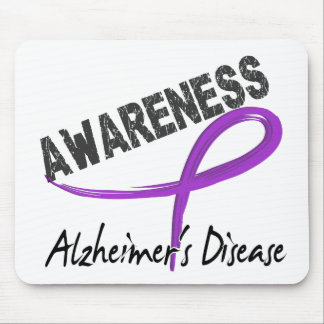 Alzheimer's Disease Awareness 3 Mouse Pad