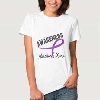 Alzheimer's Disease Awareness 3 T-shirts