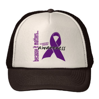 Alzheimers Disease Awareness Hats