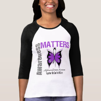 Alzheimers Disease Awareness Matters Shirts