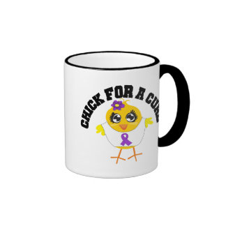 Alzheimers Disease Chick For A Cure Mug
