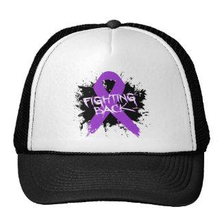 Alzheimers Disease - Fighting Back Trucker Hats