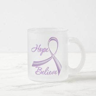 Alzheimers Disease - Hope Believe Mug