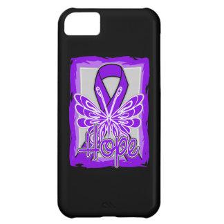 Alzheimer's Disease Hope Butterfly iPhone 5C Case