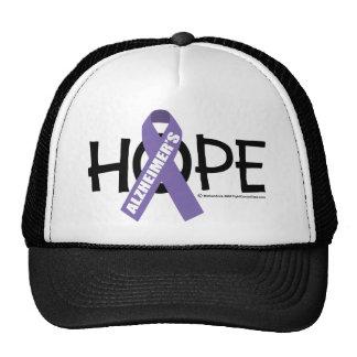 Alzheimer's Disease Hope Trucker Hat
