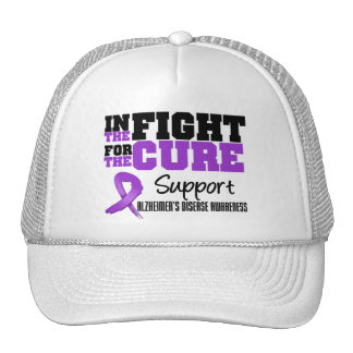 Alzheimer's Disease In The Fight For The Cure Cap