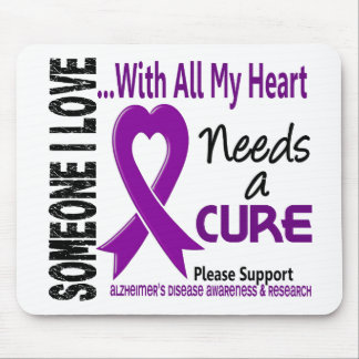 Alzheimers Disease Needs A Cure 3 Mousepad