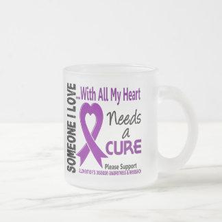 Alzheimers Disease Needs A Cure 3 Mugs