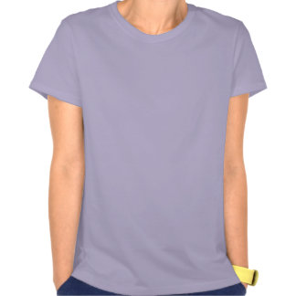 Alzheimer's Disease Purple Ribbon For My Aunt T-shirt