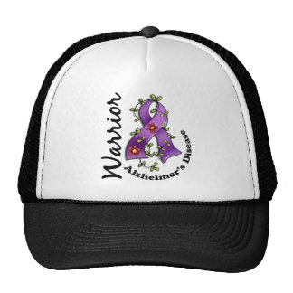 Alzheimer's Disease Warrior 15 Hat