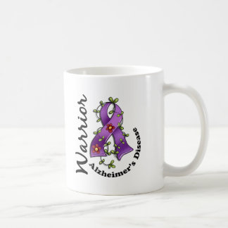 Alzheimer's Disease Warrior 15 Mug