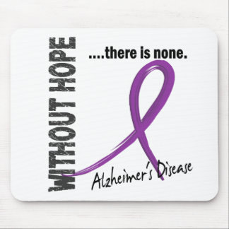 Alzheimers Disease Without Hope 1 Mouse Mat