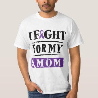 Alzheimer's I Fight For My Mom T-shirt