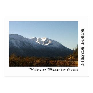 AM Alaskan Mountains Business Card