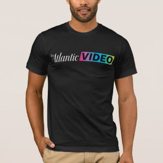 Am. Apparel Atlantic Video Shirt in Black