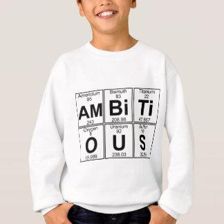 Am-Bi-Ti-O-U-S (ambitious) - Full Tshirt