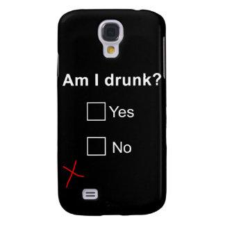 'Am I Drunk?' Galaxy S4 Case