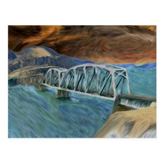 Am I The Bridge Postcard