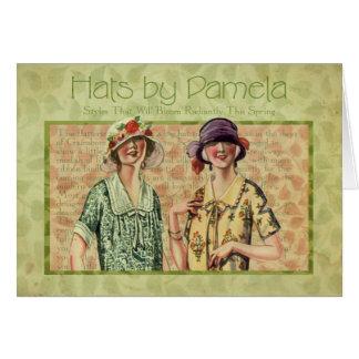 am_pamela-cg greeting card