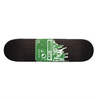 AM Radio 885 Skate Deck