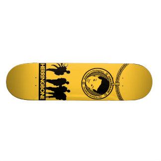 AM Radio Links Skateboard Decks