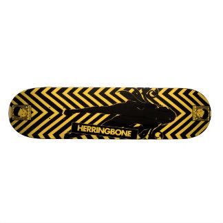 AM Radio Tweed n Lace Skateboard Decks