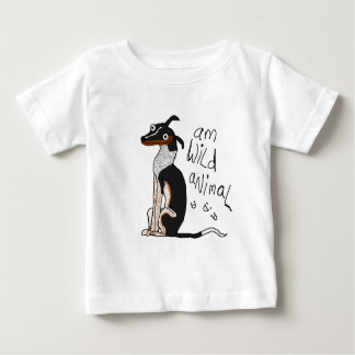 Am Wild Animal Baby T-Shirt