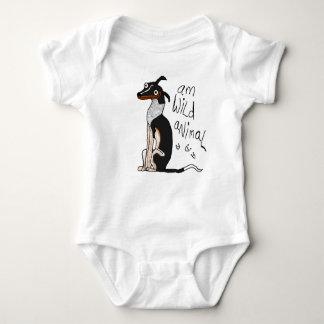 """Am Wild Animal"" Infant Shirt"