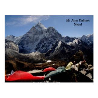 Ama Dablam Postcard