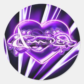 Amadea Sticker