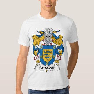 Amador Family Crest Shirt