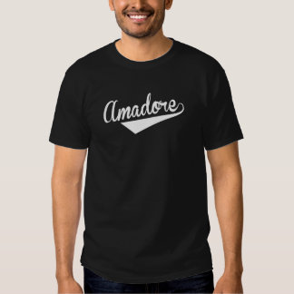 Amadore, Retro, Tshirt