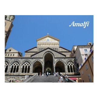 Amalfi 2014 Calendar Postcard
