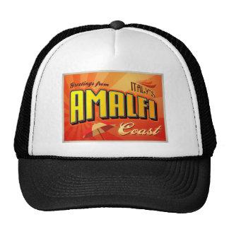 AMALFI TRUCKER HAT