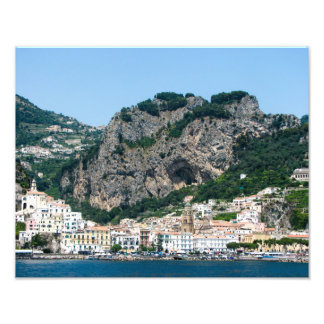 Amalfi Coast, Italy - Photo Print