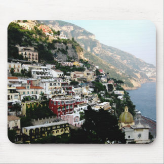 amalfi coast mouse mat