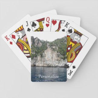 Amalfi Coast Playing Cards