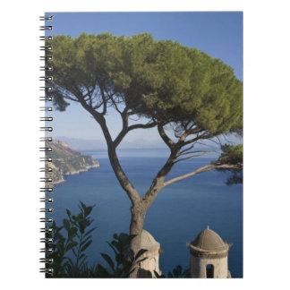 Amalfi coast, Ravello, Campania, Italy Note Book
