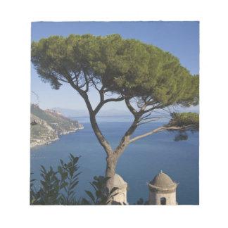 Amalfi coast, Ravello, Campania, Italy Notepads