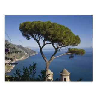 Amalfi coast, Ravello, Campania, Italy Postcard