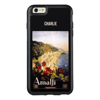 Amalfi Italy custom name phone cases