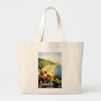 Amalfi, Italy Jumbo Tote Bag