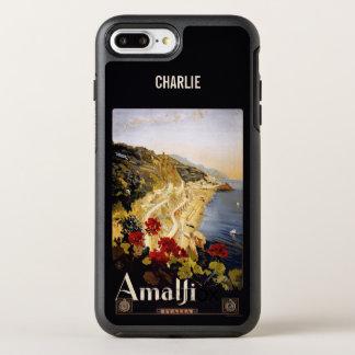 Amalfi Italy name phone OtterBox Symmetry iPhone 7 Plus Case