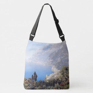 Amalfi Italy Ocean Coast Mediterranean Tote Bag