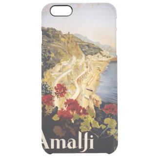 Amalfi Italy vintage travel cases