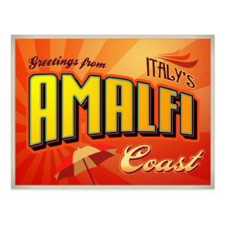 AMALFI POST CARDS
